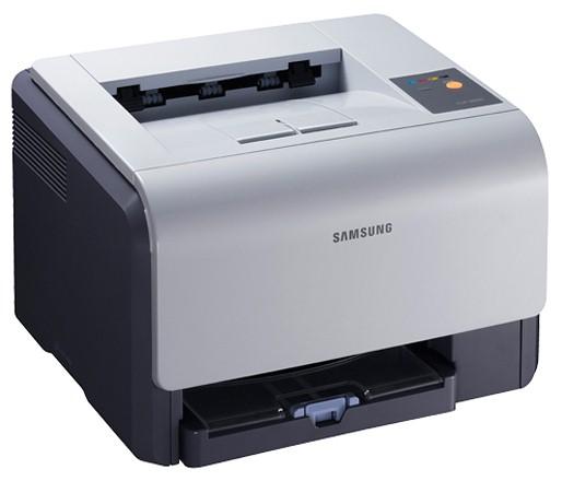SAMSUNG — CLP 300N