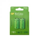 GP Recyko 3000mAh C/R14 2-pack