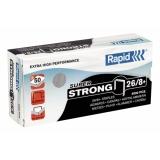 Hæfteklamme Rapid SuperStrong 26/8 5000