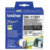 Etiket Brother universal 29x90mm, 400 stk.