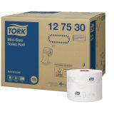Toalettpapper Tork T6 Advanced Kompakt 27 rullar/fp