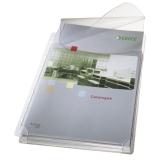 Lomme Ekspand. m/klaff A4 170my Klar P/5