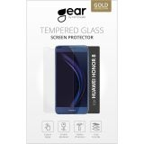 GEAR Herdet glass Huawei Honor 8 Full Fit svart
