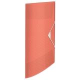 Snoddmapp 3-klaff Esselte Colour'Ice PP A4