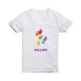T-shirt transfer vit A4 5 ark