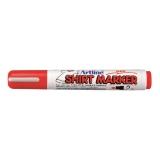 T-Shirt Marker Artline 2.0mm röd (4)