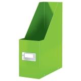 Tidsskriftsamler Click & Store WOW Grønn