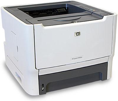 HP — LaserJet P2014