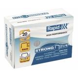 Hæfteklamme Rapid Strong galv 21/4 5000