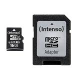 Intenso Micro SD 16GB UHS-I Professional