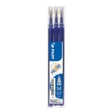 Refill 3-pack Frixion 0,7 blå