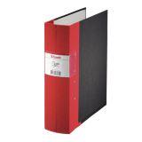Pärm Esselte Jopa A4/80 röd FSC® Mix96%
