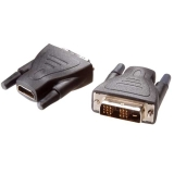 Vivanco Adapter DVI-I hane - HDMI A hona