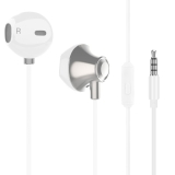 Champion Headset EarPod Vit Metallic