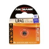 Ansmann LR41/AG3 1,5V