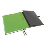 Muistikirja Leitz iPad-size, ruudutettu, musta