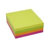 Notes Stick n Notes 76x76mm flerfarvet 5 stk