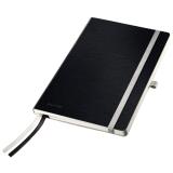 Muistikirja Style pk A5 viivat musta