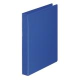 Ringpärm A4/PP 4RR/29mm 2 fickor blå
