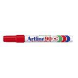 Märkpenna Artline EK-90 B 5.0 Röd