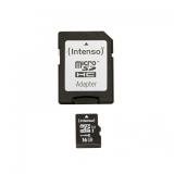 Intenso Micro SD 16GB UHS-I Premium
