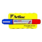 Taveltorkare Artline magnetisk med whiteboardpenna