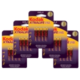 Kodak Xtralife AAA, LR03 20-pack