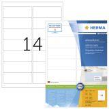 Etikett HERMA Premium A4 99,1x38,1 (100)