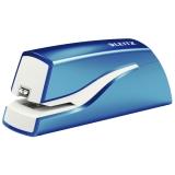 Hæftemaskine batteri Leitz WOW blå