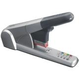 Hæftemaskine Leitz 5551 HD80 80 ark sølv