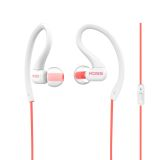 Koss hovedtelefoner KSC32iC In-Ear mic, koral