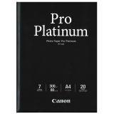 Valokuvapaperi Pro Platinum A4 20 arkkia, 300g (PT-101)