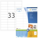 Etikett HERMA Premium A4 70x25,4 (100)